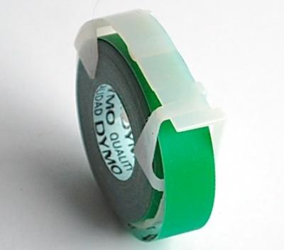 "DYMO embossing Tape 5306-05 Matte Green 1//2/"" x 12 Ft NEW No Cassette Label"